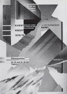 Wolfgang Weingart – Poster Kunst Kredit 1979. https://www.aiga.org/medalist-wolfgang-weingart