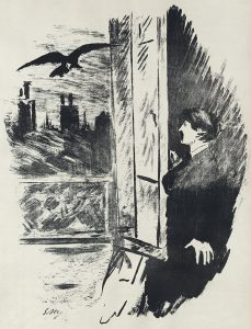 Manet Lithograph