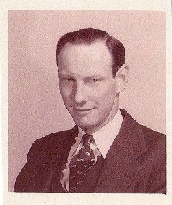 William A. Turnier, the man who designed the Oreo cookie. (Photo courtesy of the Turnier family as published in Indyweek, Aug. 24, 2011)[4]
