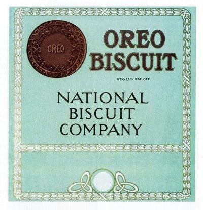1915, Oreo Tin Package