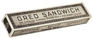1923, Oreo Package