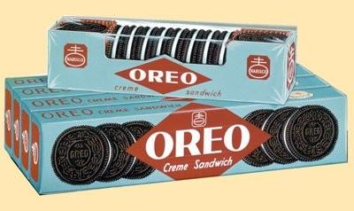 1951, Oreo Package
