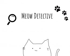 Meow Detective