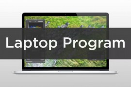 Promo image for the Laptop Program