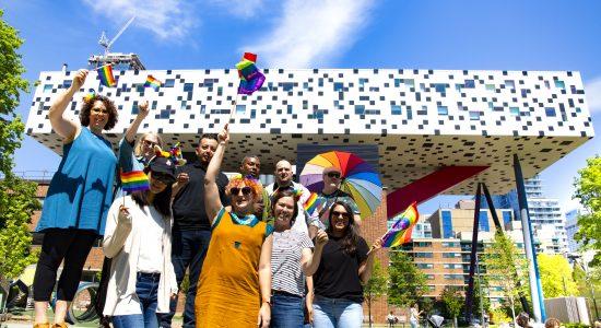 OCAD U wishes you Happy Pride Month!