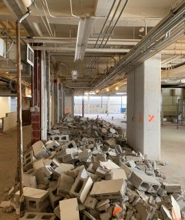 Fabrication Studio Renovations