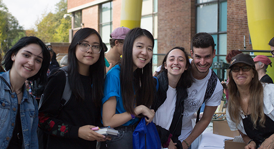 Orientation Welcome Day