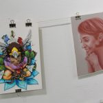 face2face: postcard exhibition in the Ada Slaight Gallery