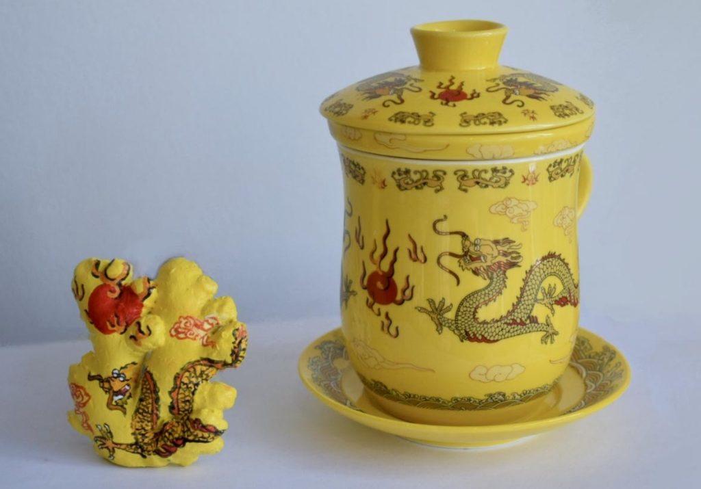 Ginger Porcelain Imitation by Claire Heidinger
