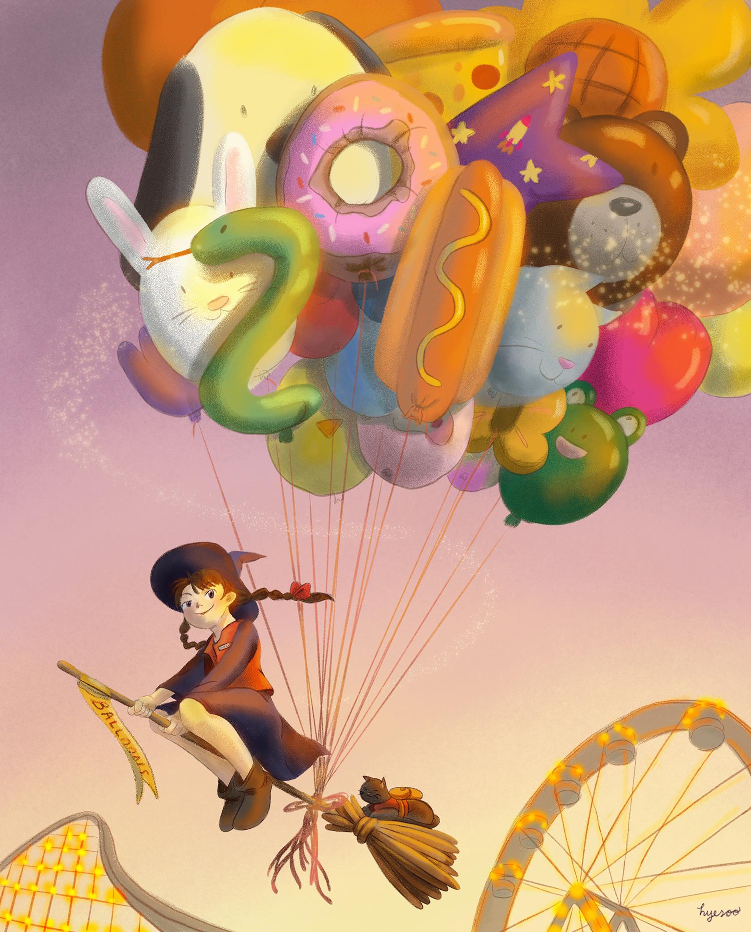 Untitled, Hyesoo Kim, Illustration