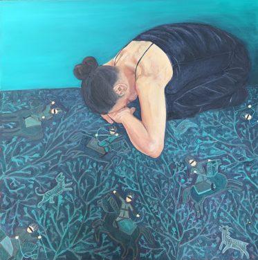 Solitude 1 by Raha Alipourfard
