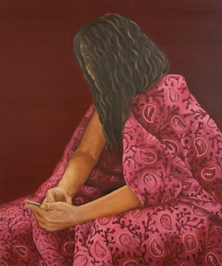 Solitude 4 by Raha Alipourfard
