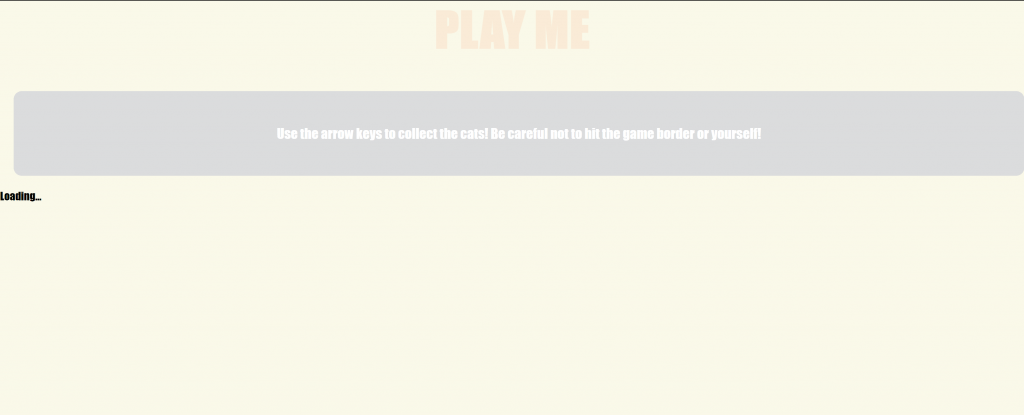 First try at CSS