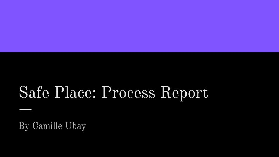saff-place-process-report