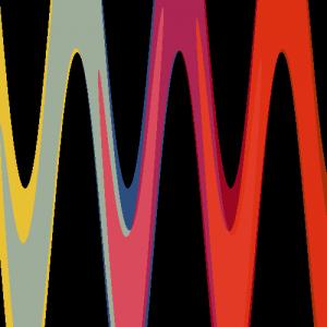 v-waves