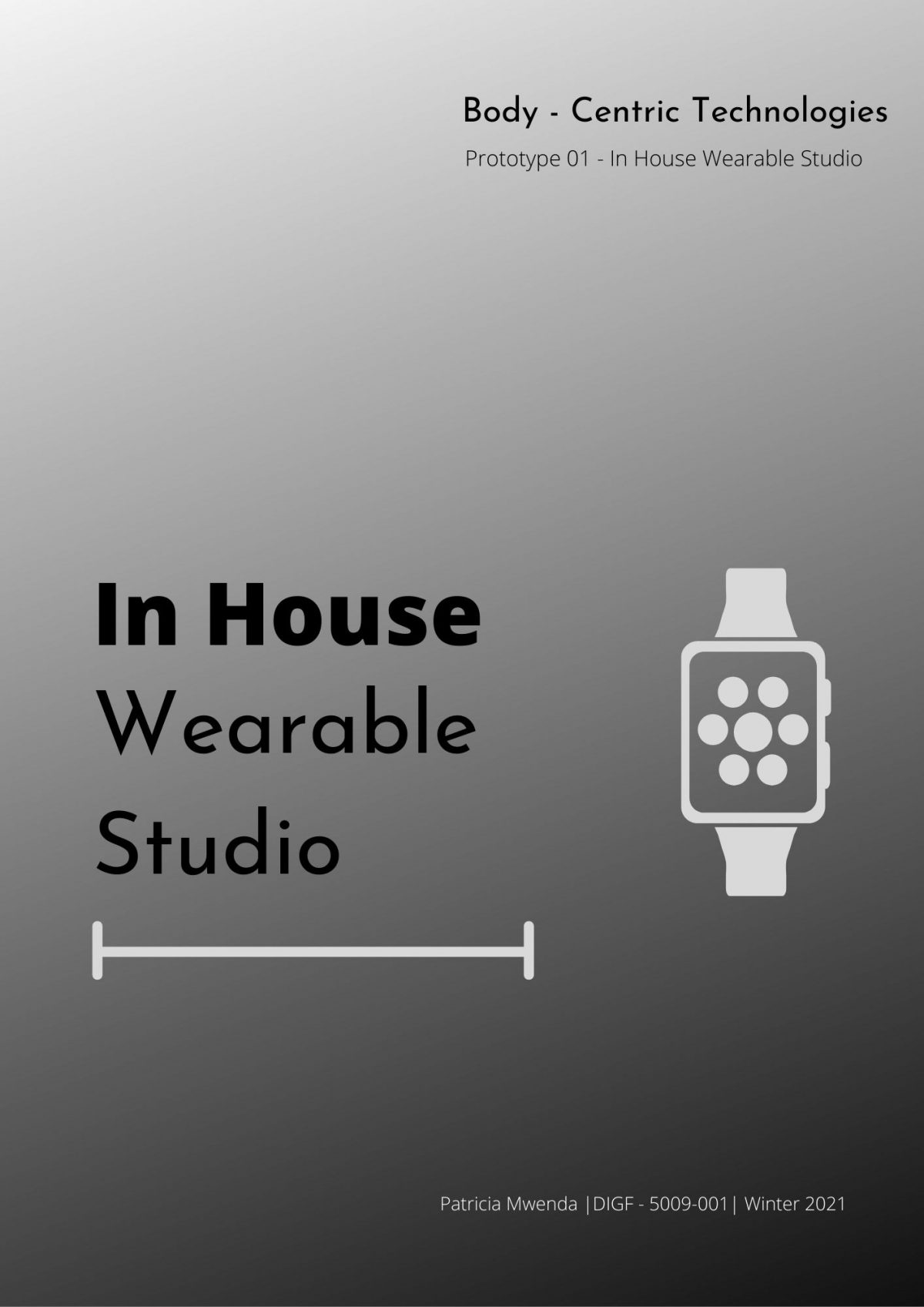 In House Wearable Studio by Patricia Mwenda