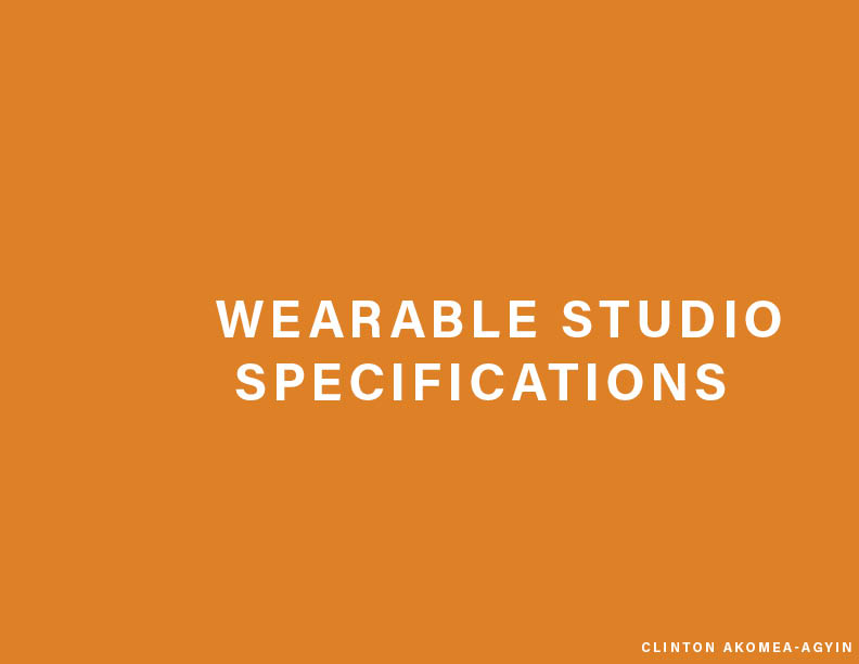 wearable-studio