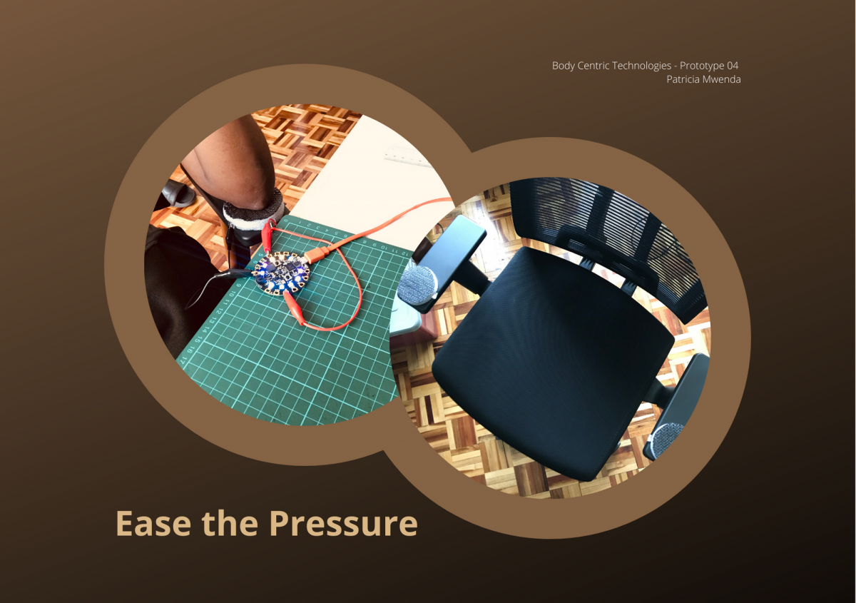 Ease The Pressure by Trish