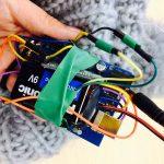 9v Battery powered arduino