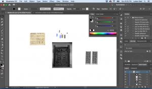 Recreating object in Illustrator.