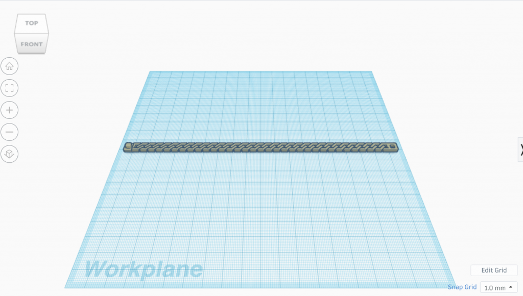 Import file into TinkerCad
