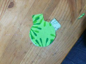 Button-Fabric