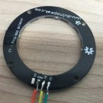 Neopixel ring - back