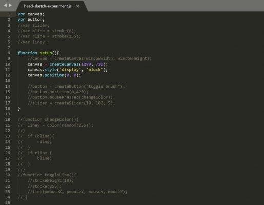 code-experiment