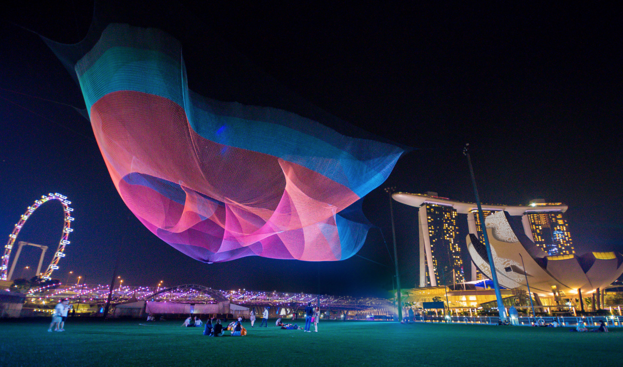 Photo credit: echelman.com