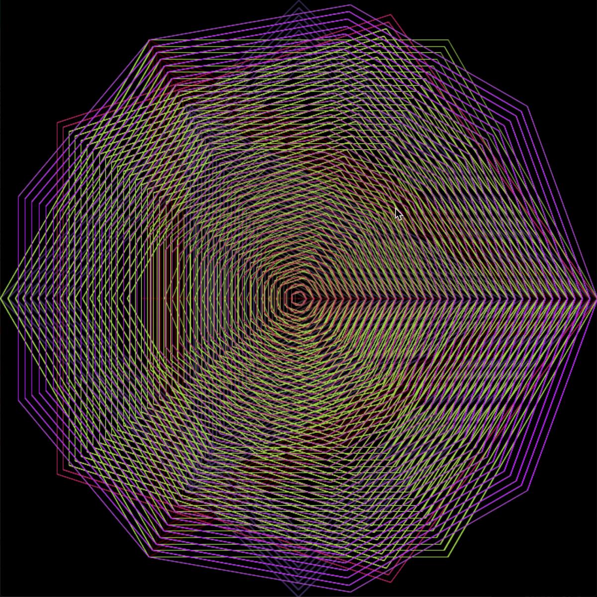 Generative Mandala