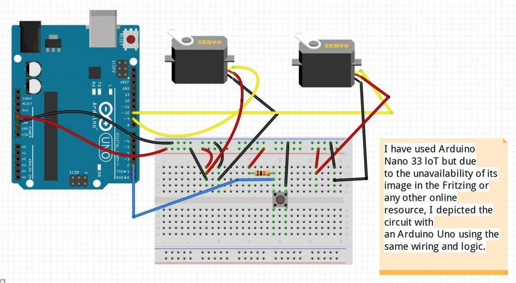 Aduino Nano 33 IoT