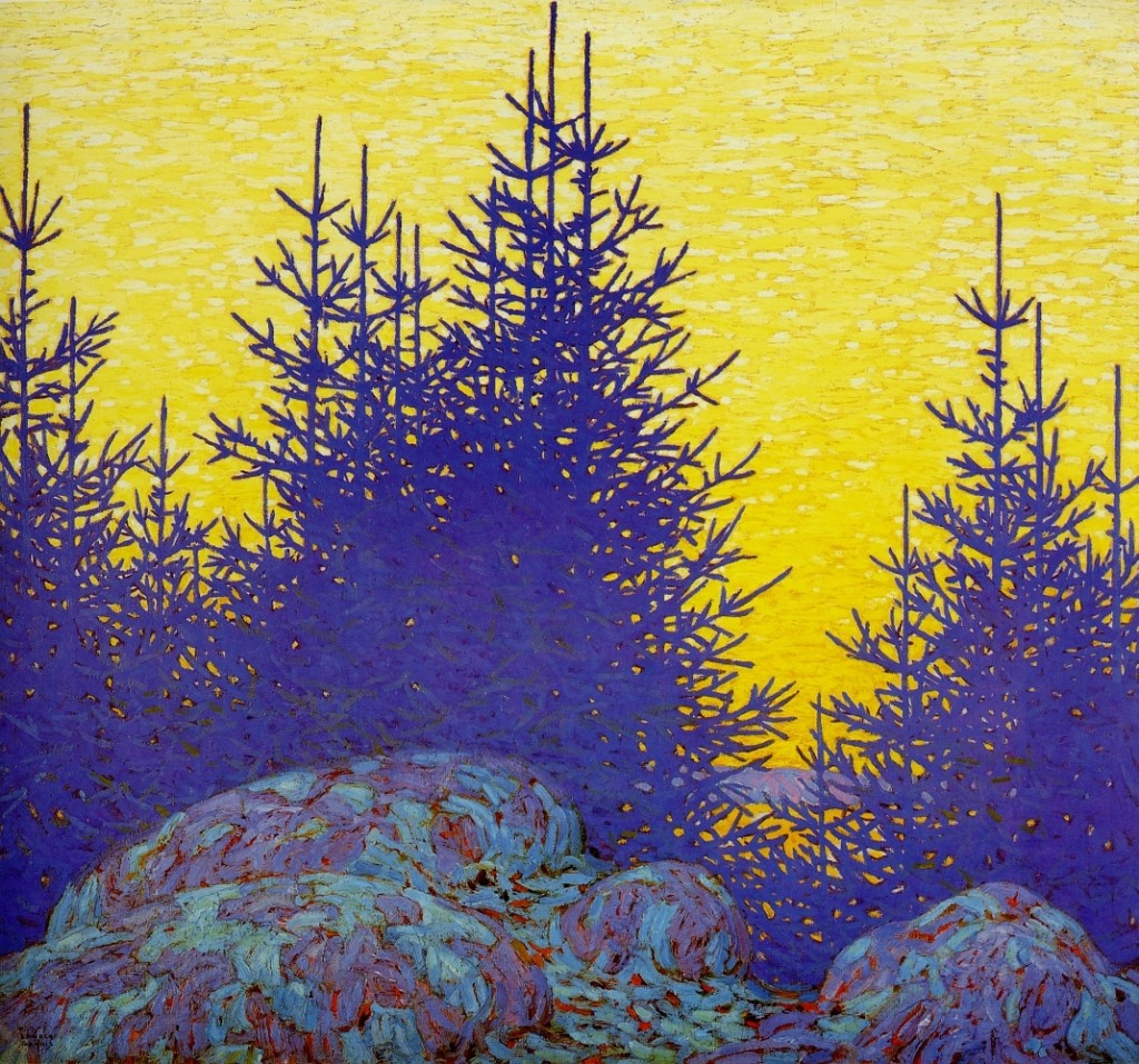 Related Image With Lawren Complementary Colors Famous Painting