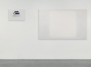 Cynthia Daignault, Slideshow, 2011, Oil on linen, In 2 parts:  30 x 40 inches,  60 x 96 inches