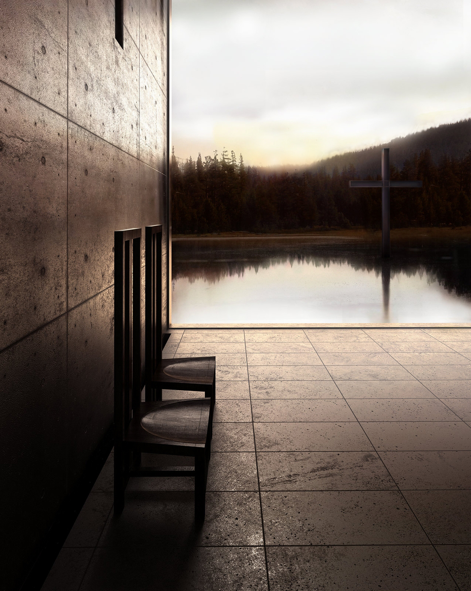 Tadao Ando Light and Water