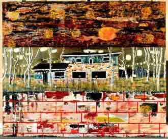 Peter Doig | Creative Process & Research: Painting (FW2011 – Section ...