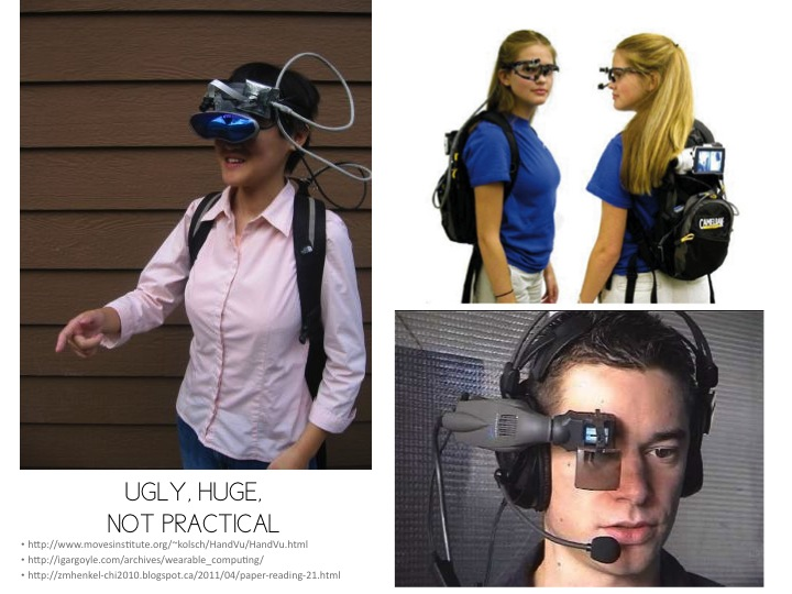 Google Glasses Video: