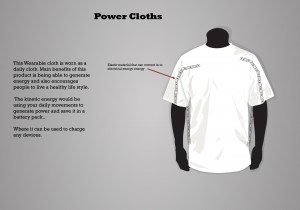 Power Cloths