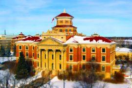University of Manitoba building
