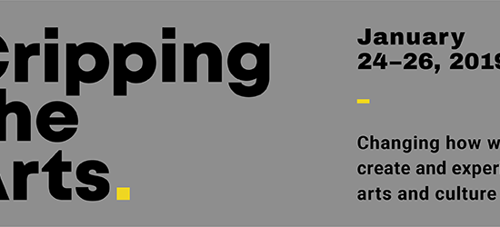 Cripping the Arts 2019: Panel discussions, co-creative workshops, exhibitions & performances – animating how Deaf, Mad, & Disability Arts & activism changes how we experience art & culture