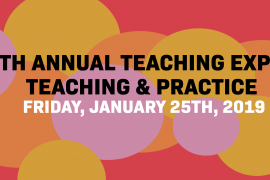 5th Annual Teaching Expo