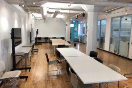 Graduate Studies Space Update | 7th Floor & Graduate Lounge