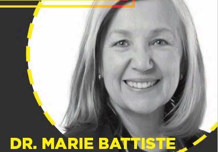 Dr. Marie Battiste | September 26, 6:30-8:30pm