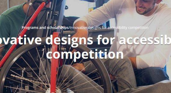 Inclusive design competition
