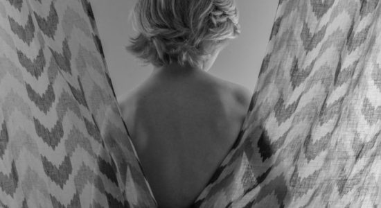 Sarah Stacke, The Bookmark Portraits, Lockdown Week 11, 2020, Digital Photograph