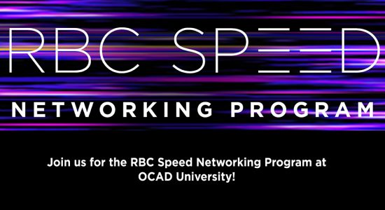 RBC Speed Networking Event