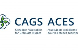 The Canadian Association for Graduate Studies' (CAGS) logo