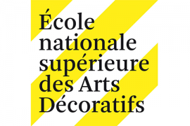 Ecole national superieure des Arts Decoratif logo