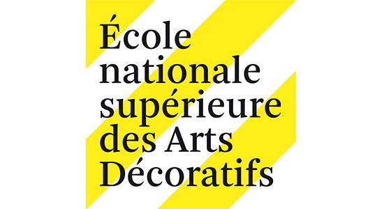 Ecole national superieure des Arts Decoratif logo