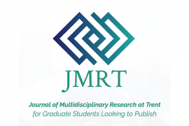 the Journal of Multidisciplinary Research at Trent (JMRT) logo
