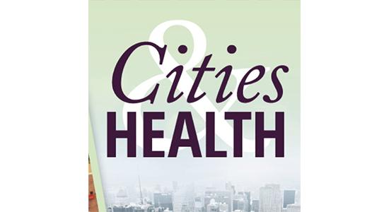 Cities & Health journal logo